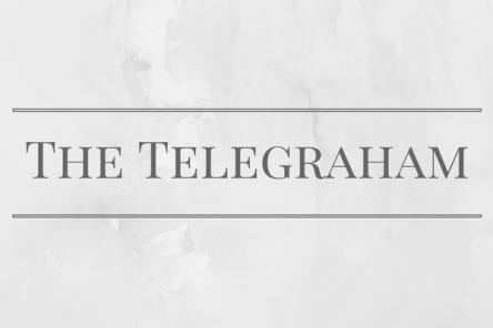 The Telegraham- Social media Logo